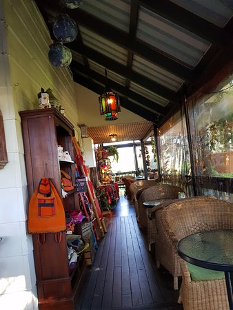 Eagle Heights, Australien: La Chilli Cafe