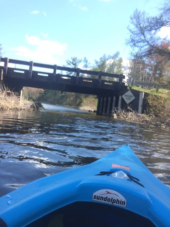 Waupaca, WI: Kayaking along the Chain of Lakes