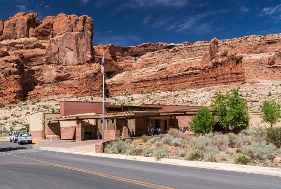Arches Visitor Center