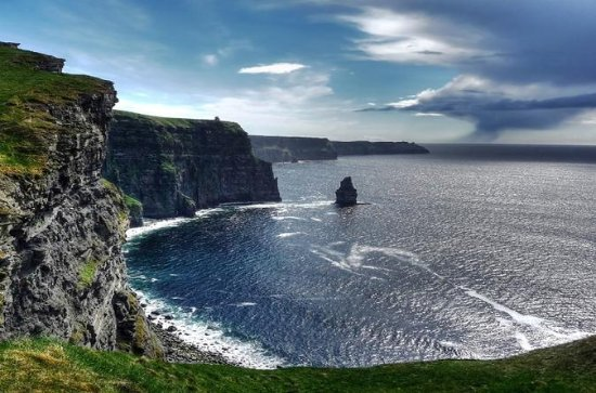 Dagstur til Cliffs of Moher fra Dublin