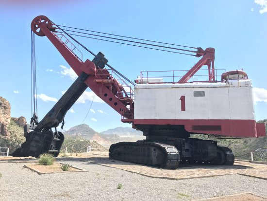 Nacozari de Garcia, Mexico: Mining