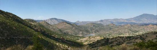 Nacozari de Garcia, Mexico: Landscape