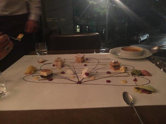 Foto de criterion bogot tripadvisor for Criterion restaurante bogota