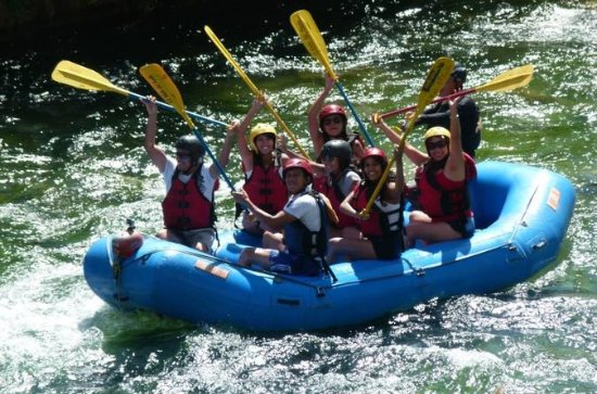 Lunahuana: Rafting, Canopy and Winery...