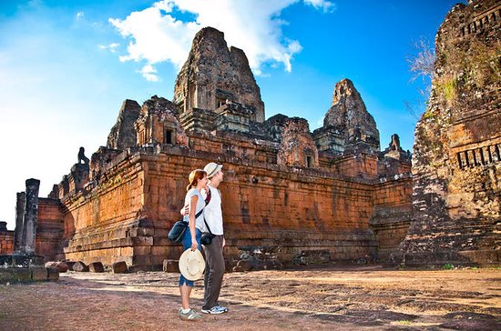 Siem Reap Full-Day Temple Tour by Bike