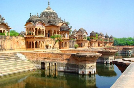 Private Day Tour of Mathura and...