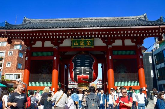 Small-Group Walking Asakusa Food Tour...