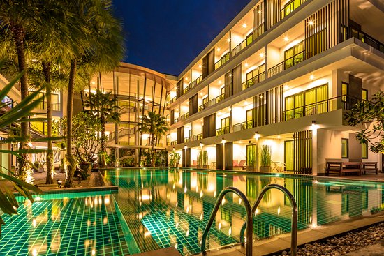 The pago design hotel phuket ratsada thailand hotel for Design hotel phuket