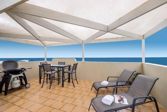 Peregian Beach, Австралия: Private Rooftop deck