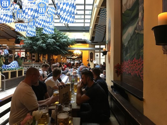 Hofbrauhaus Hamburg : photo1.jpg