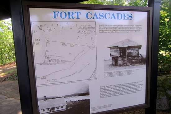 Fort Cascades Historic Site照片