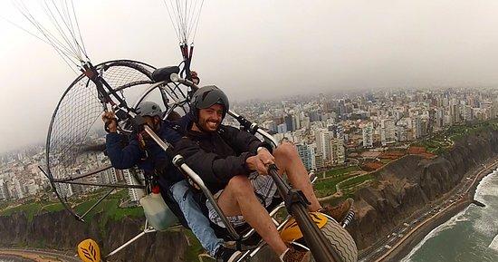 Aeroxtreme Escuela de Parapente: Powered Paragliding - Paratrike Miraflores