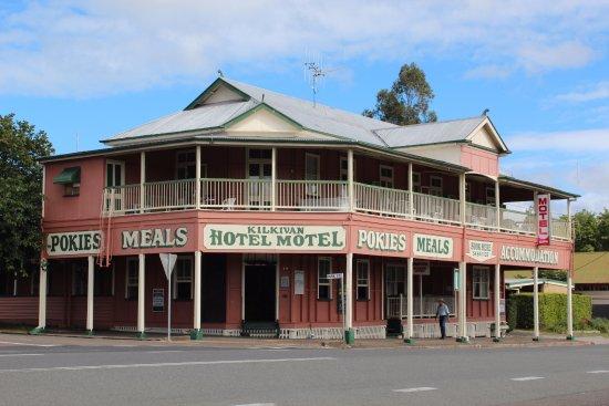 Kilkivan Hotel / Motel Resmi