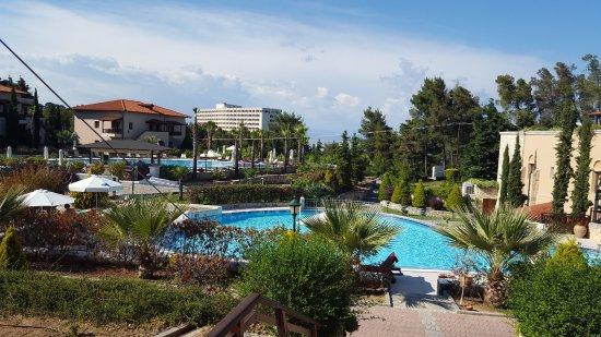 Abholung Vom Strand Bild Von Aegean Melathron Thalasso Spa Hotel