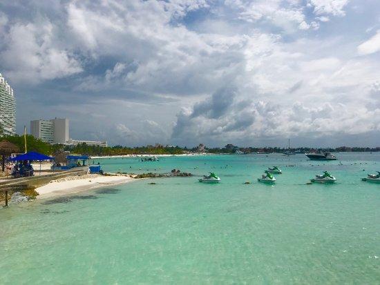 Foto de fiesta americana villas cancun canc n reiter la for Villas kabah cancun ubicacion