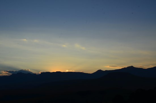 Bergville, South Africa: Sunrises & Sunsets