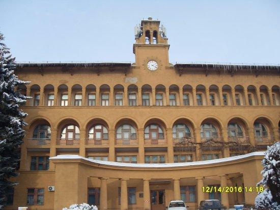 Beldibi, Turquía: санаторий Москва, Кисловодск