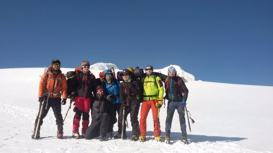 Kosi Zone, Nepal: My climbing Team