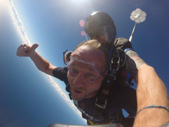 Marcoola, Australia: 14000 ft up