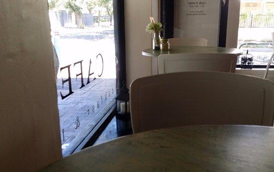 Corner Store Cafe: cute interior