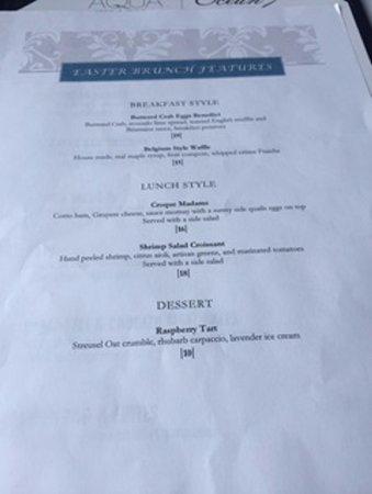 Ocean7 Restaurant, AQUA Bistro & Wine Bar , 4330 Island Hwy, Courtenay, BC
