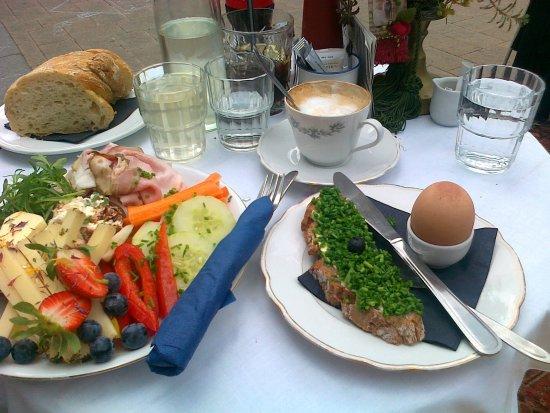 Die Susse Luise: Süße Luise -  ausgezeichnetes Frühstück in letzter Minute