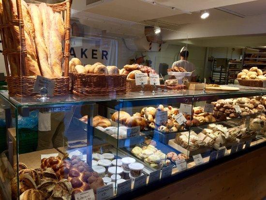 Bonne boulangerie zurich