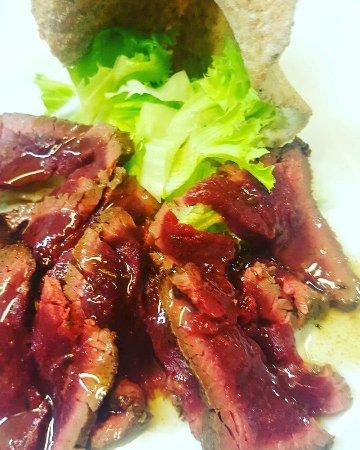Il Gelso Azienda Agricola: roastbeef di cavallo