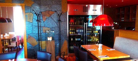 Jessheim, Norge: Bowlers Restaurant & Bar