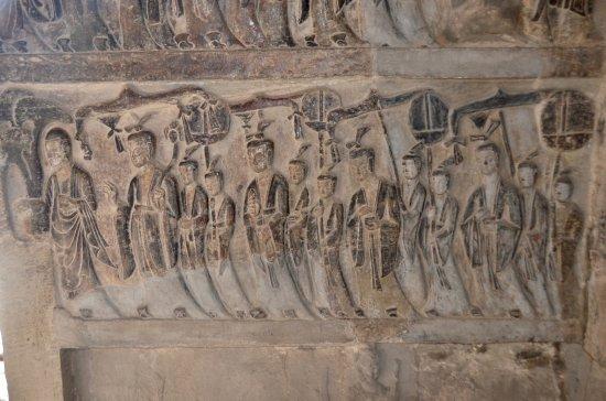 From Gongxian Grottos 479-499, Gongyi, Henan