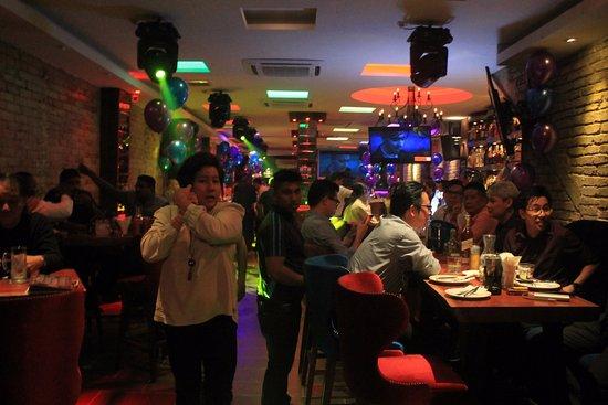 Temptations Kitchen And Bar Kuala Lumpur