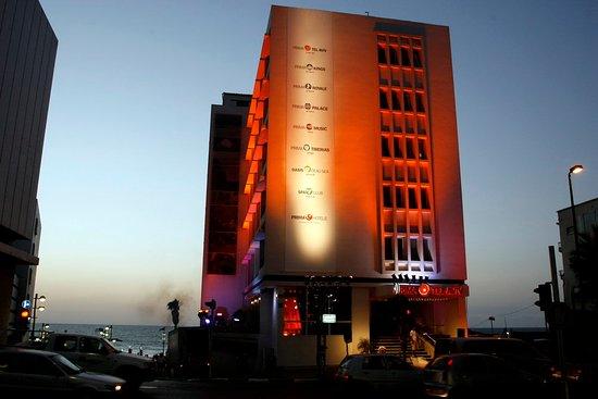 بريما تل أبيب هوتل: Building