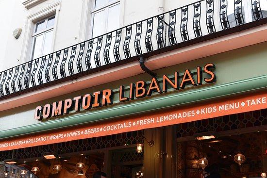 Comptoir libanais london 57 60 haymarket st james 39 s - Comptoir restaurant london ...