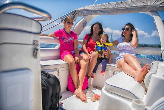 Allegria Corfu Boats
