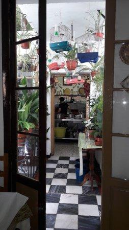 Casa Pepa: la cocina