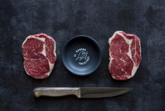 El Rancho de Cabo de Palos: Carne de primera