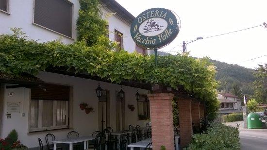 Borgo Priolo, Italia: OSTERIA VECCHIA VALLE