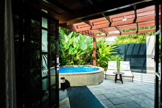 pool cabana interior. Fine Cabana Centara Karon Resort Phuket One Bedroom Pool Cabana On Interior