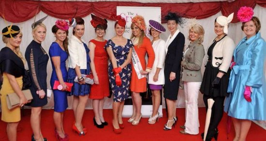 Roscommon Racecourse: Best Dressed Lady Finalists