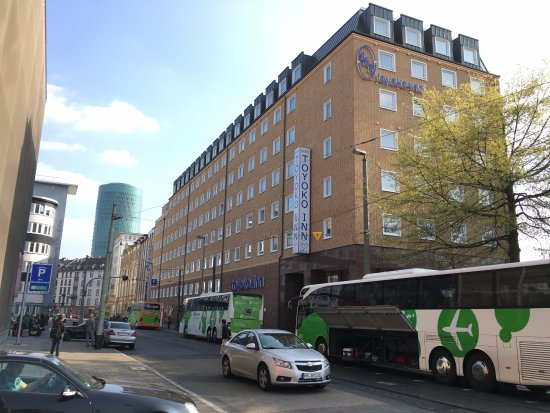 Toyoko Inn Hotel Frankfurt