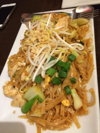 Thai Restaurant Near Albany