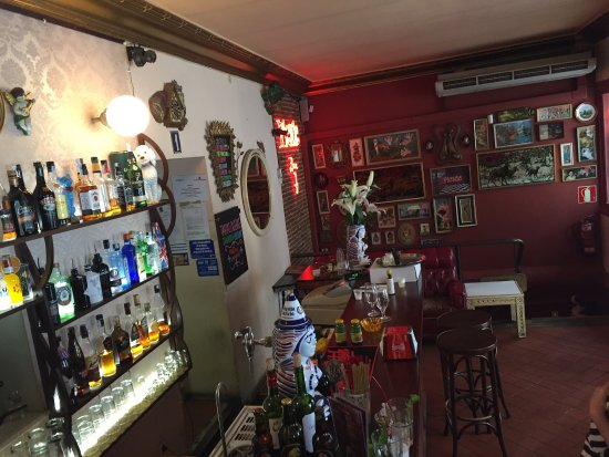 Picnic madrid restaurantbeoordelingen tripadvisor for Ibis paseo del prado