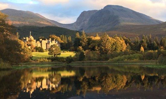 Landscape - Picture of Inverlochy Castle Hotel, Fort William - Tripadvisor