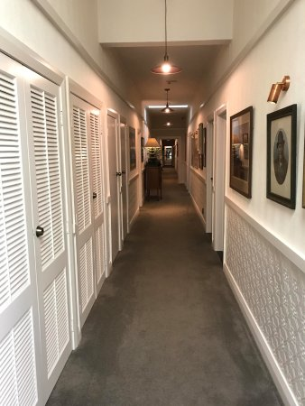The State Hotel: Hallway