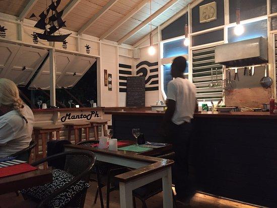 Falmouth, Antigua: Rumbaba 1