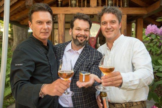 Tainach, Österreich: Hirter Bier meets Sicher Fisch mit CEO Nikolaus Riegler