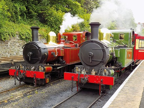 Isle of Man Steam Railway