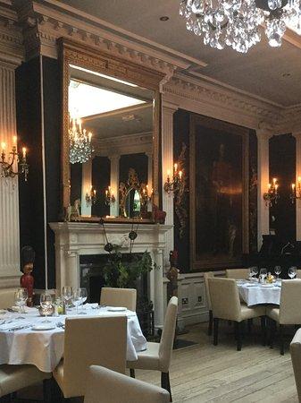 Osborne House: Dining room