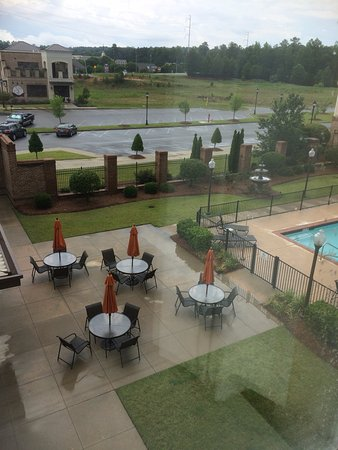 Homewood Suites by Hilton Macon - North: Pool area