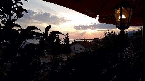 Rovanjska, Croatia: Ausblick